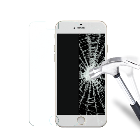 Zendle Tempered Screen Protector: iPhone 6 Plus