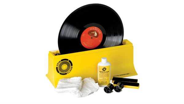 "Spin Clean MKII Record Cleaning Machine Standard ""Complete"" Kit"
