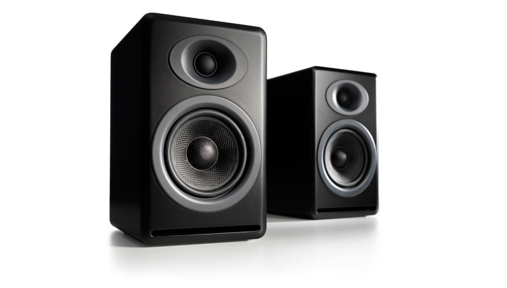P4 Passive Bookshelf Speakers