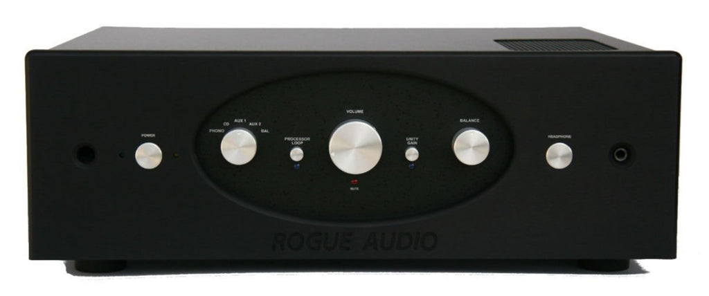 Pharaoh Hybrid Integrated Amplifier