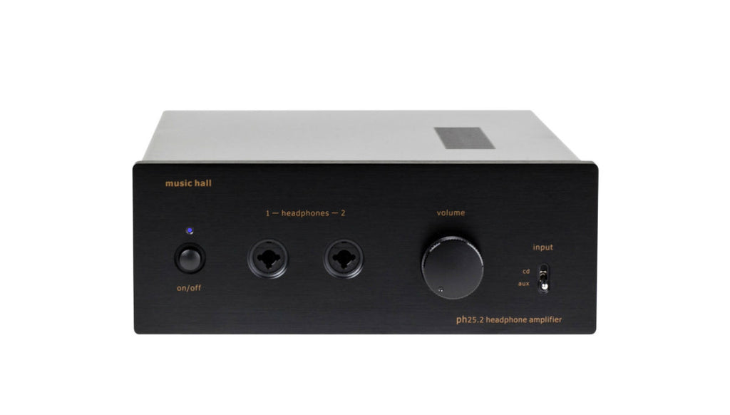 ph25.2 Headphone Amp