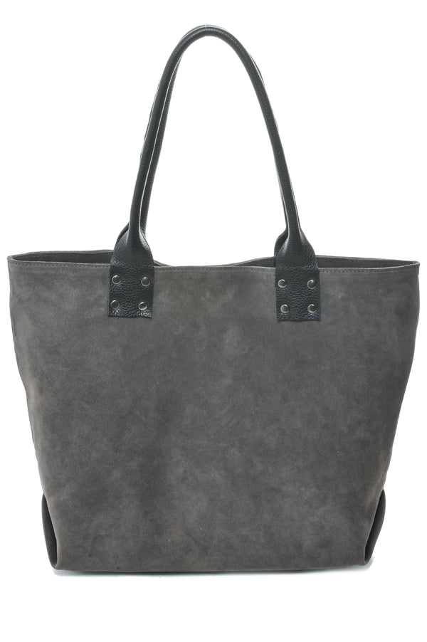 ANOUK Grey Suede