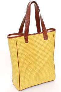 CHANTAL Yellow Woven