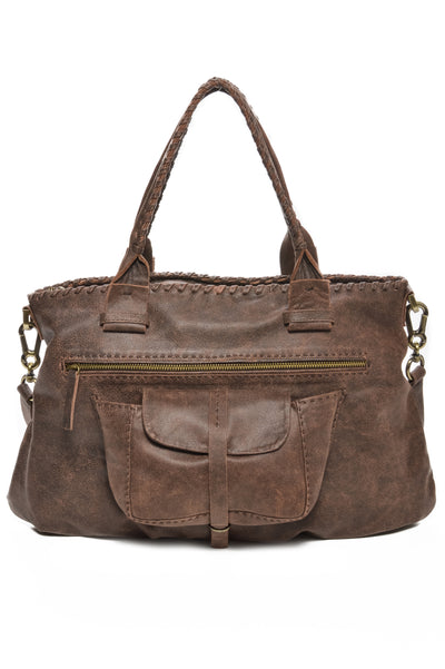 GISELE Vintage Brown