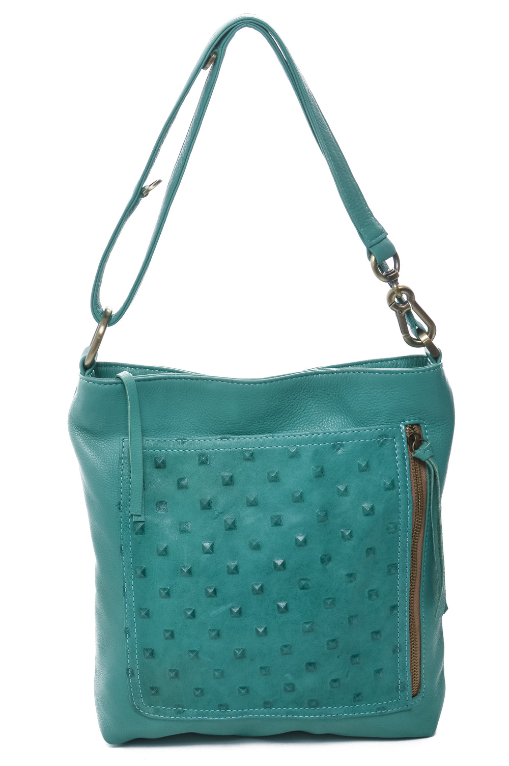 RILEY Emerald Studded