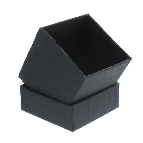 Black Gift Box with Foam Insert Small