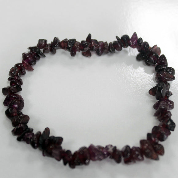 Chipstone Bracelet - Blood Garnet