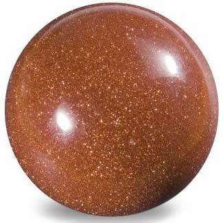 Red Goldstone Sphere Large