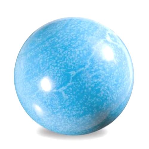 Turquoise Howlite Sphere Large