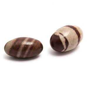 Two Inch Lingam - 2 Stones