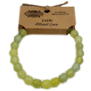 Power Bracelet- Jade