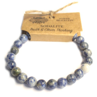 Power Bracelet- Sodalite