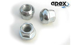 12mm Honda/Acura Steel Lug Nuts
