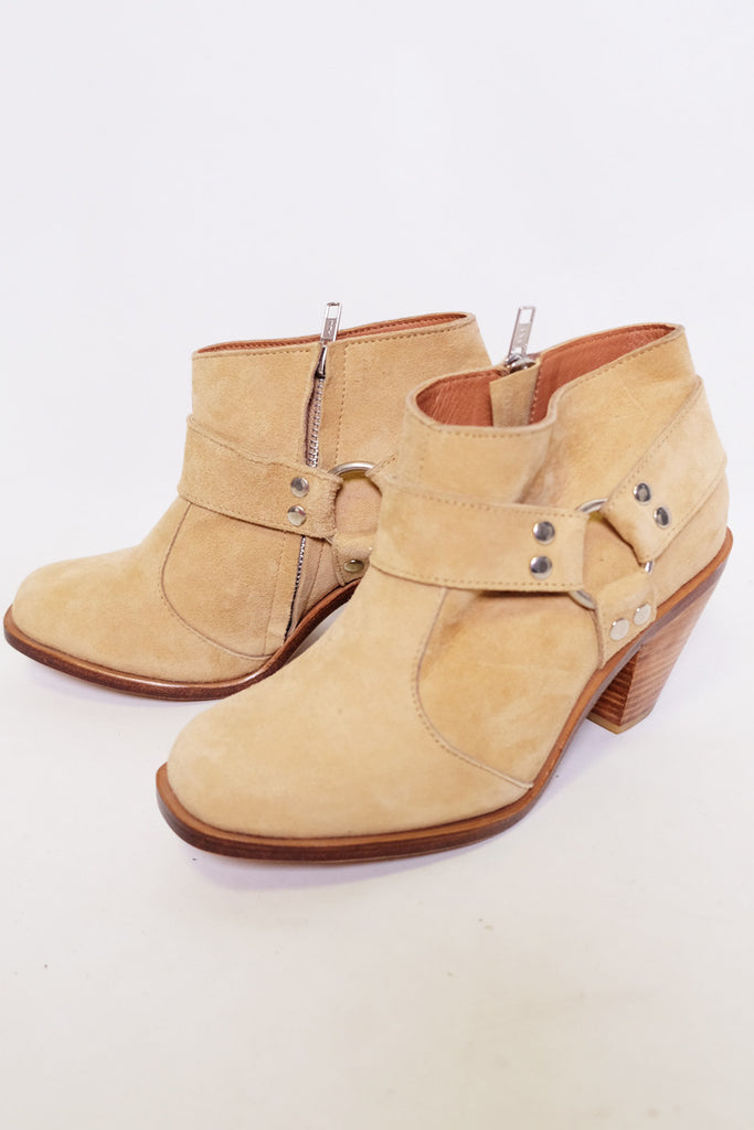 Suede Friend of Mine Boots - Dear Gladys  - 1