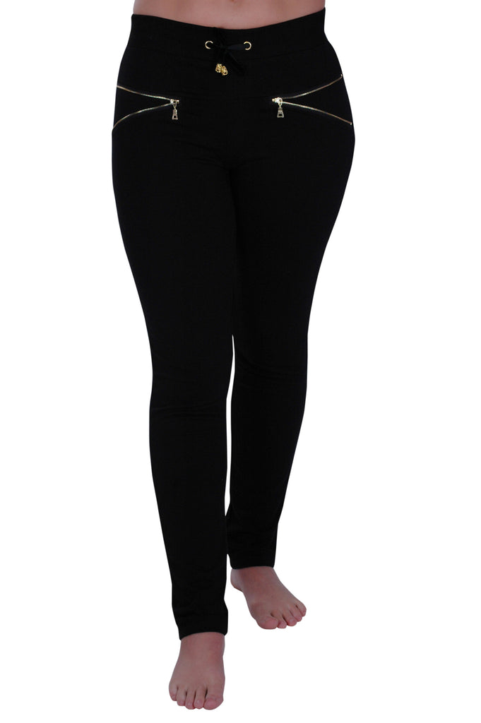 1Biker Zip Leggings