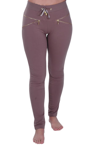 Biker Zip Leggings