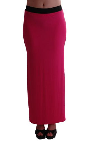 Keira Jersey Maxi Long Skirt
