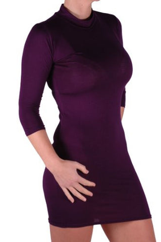 Seraphina Turtle Neck BodyCon