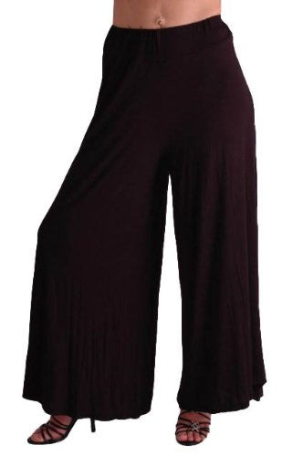 1Carly Flared Jersey Trousers