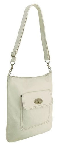 Carlotta Faux Leather Cross Body Bag