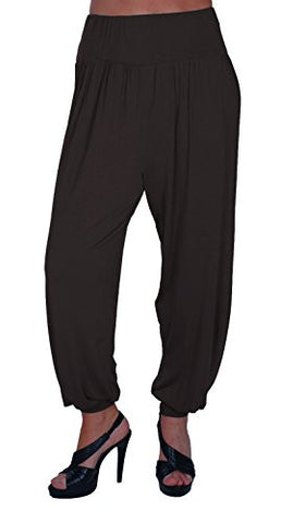Sara Slouchy Plus Size Trousers