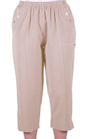 Plus Sizes Capri Pants