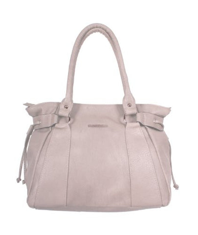 Gemma Faux Leather Shoulder Bag