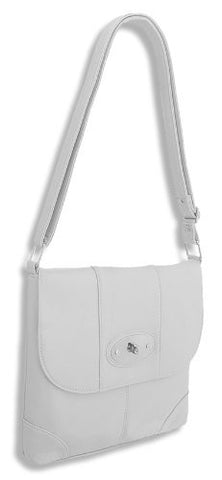 Duchess Faux Leather Cross Body Bag