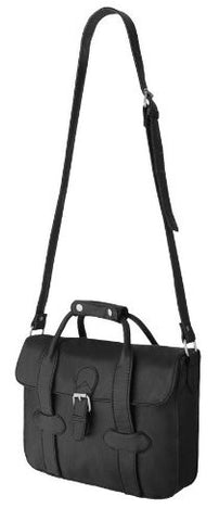 Carnaby Faux Leather Satchel Bag