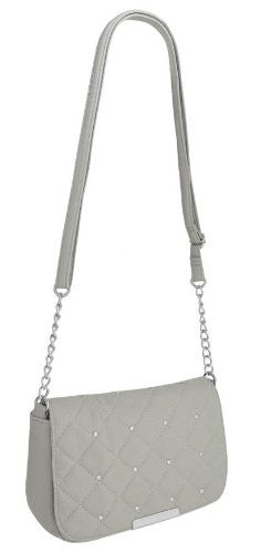 1Faux Leather Cross Body Bag