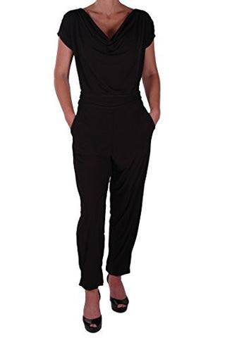 Brooke Plus Size Jumpsuit