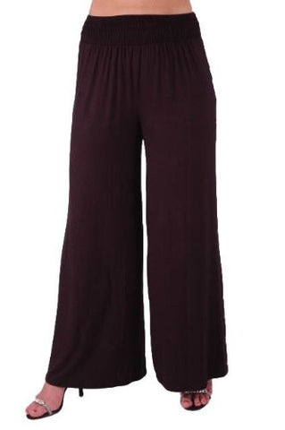 Carmen High Waisted Palazzo Trousers