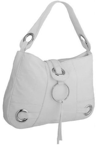 Pickwick Faux Leather Shoulder Bag