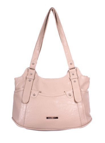 Skylar Faux Leather Shoulder Bag