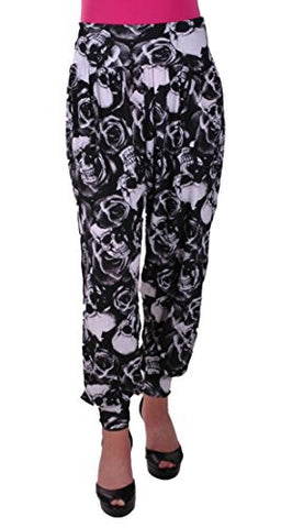 Keefa Slouchy Plus Size Trousers
