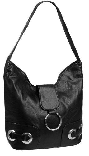 1Provence Faux Leather Shoulder Bag