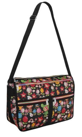 Gina Printed Shoulder Bag