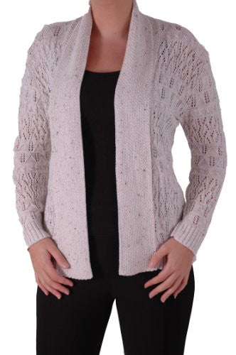 Rome Knitted Draped Cardigan