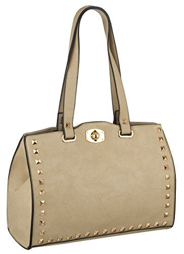 1Lilith Faux Leather Handbag