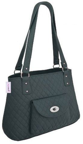 Beverley Faux Leather Quilted HandBag