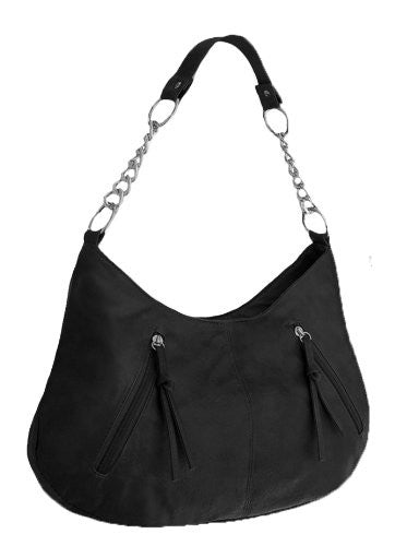 1Serena Faux Leather Shoulder Bag