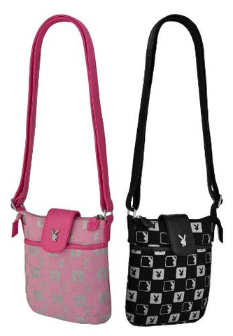 Playboy Canvas Cross Body Bag