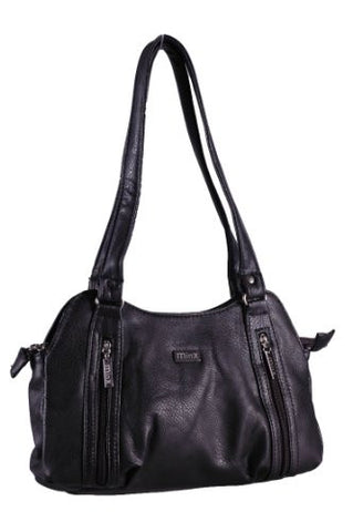 Diana Faux Leather Tote Bag