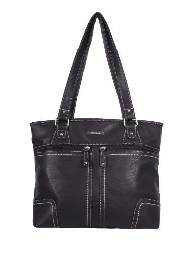 1Hayden Faux Leather Shoulder Bag