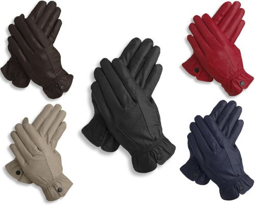 Raven Genuine Leather Gloves