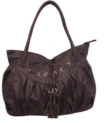 Erin Faux Leather Grab Bag
