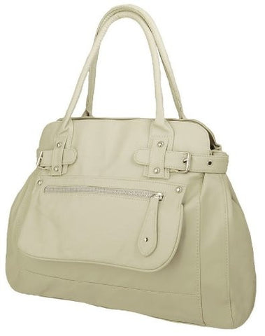Barkley Faux Leather Handbag