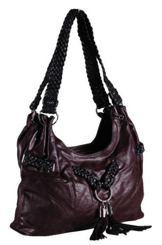 Florence Faux Leather Tote Bag