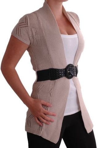Holland Belted Knitted Cardigan