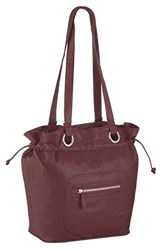 1Diaz Faux Leather Hobo Bag